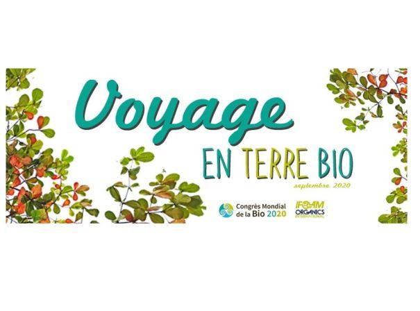Voyage en Terre Bio : labellisez vos initiatives !