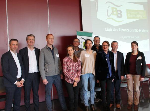Club des Financeurs de la Bio en Bretagne