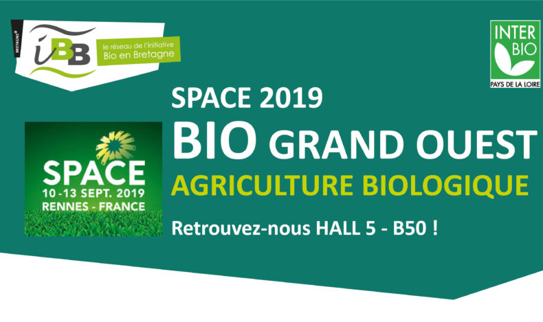 Space 2019 - Le stand Bio Grand Ouest