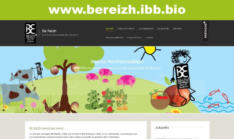 Dernières actualités de la marque partagée Be Reizh