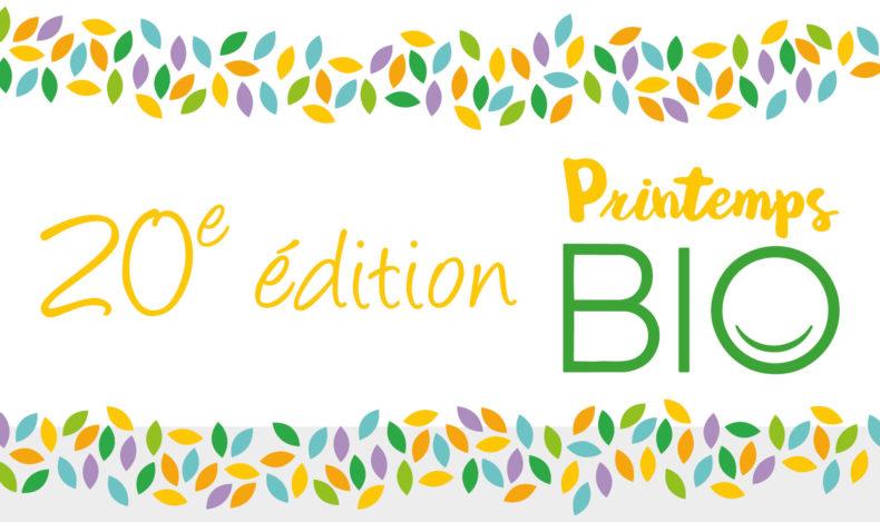20é édition du Printemps Bio