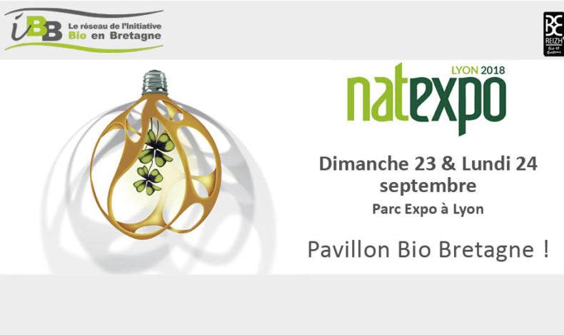 Natexpo 2018 Lyon