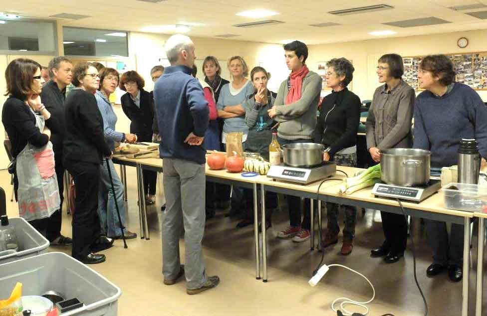 Ibb labonneassiette photo cours cuisine bio ibb - Cours de cuisine bretagne ...
