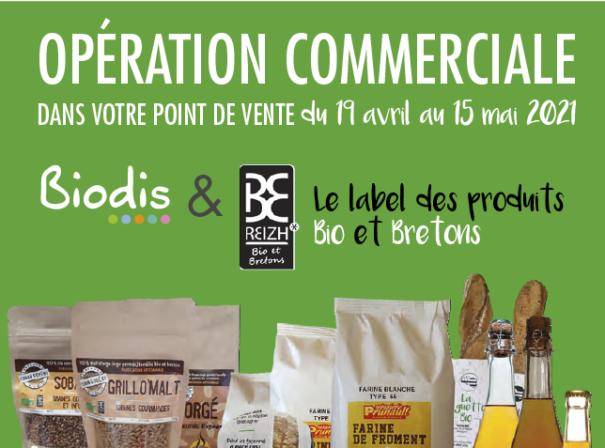 Retrouvez les produits Be Reizh dans vos magasins Bio indépendants !