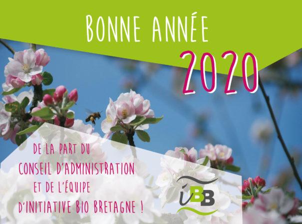 IBB vous souhaite une excellente année 2020 !