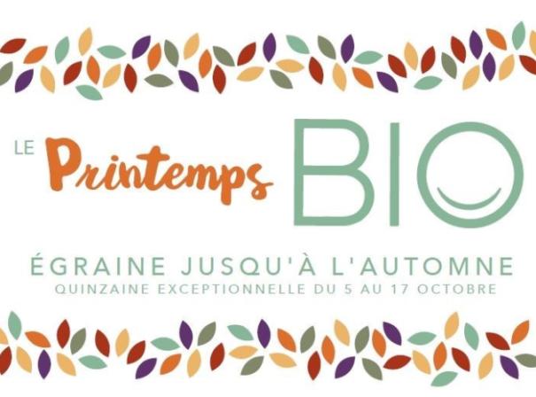 Le Printemps Bio 2020 se prolonge jusqu'à l'automne